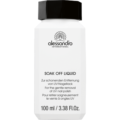 Soak-Off Liquid gelinio lako tirpiklis 100ml