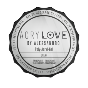 AcryLOVE Gel Clear 15g