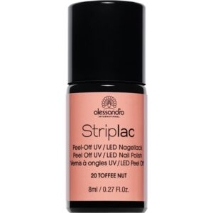 120 Striplac Toffee Nut (8ml)