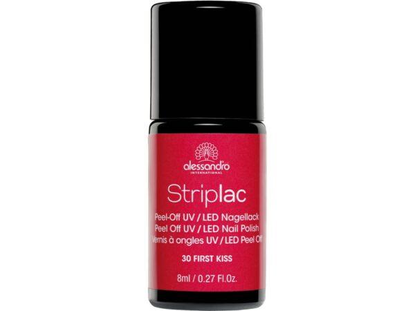 130 Striplac First Kiss Red (8ml)