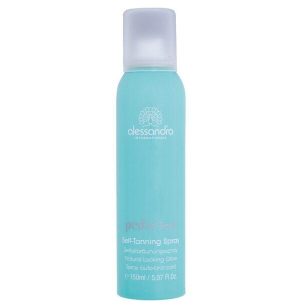 Pedix Self-Tanning Spray natūralaus atspalvio savaiminio įdegio purškiklis kojoms (150ml)