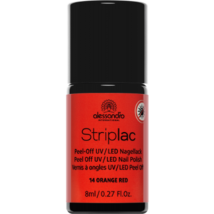 114 Striplac Orange Red (8ml)