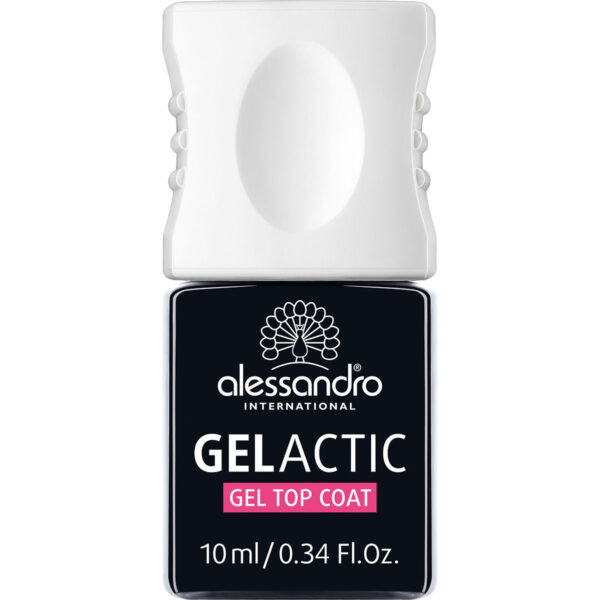GelacticTop Coat gelinio efekto lako apsauga (10ml)