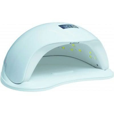 White Pearl 2in1 LED/UV lempa 48W